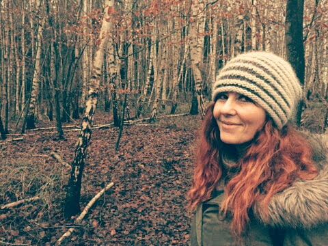 Tamara Lara Furrer i Stengade skov